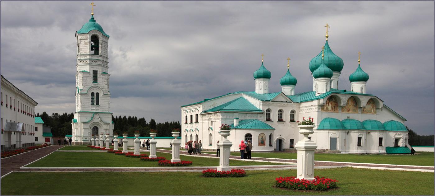 Александро-Свирский_Преображенский_монастырь